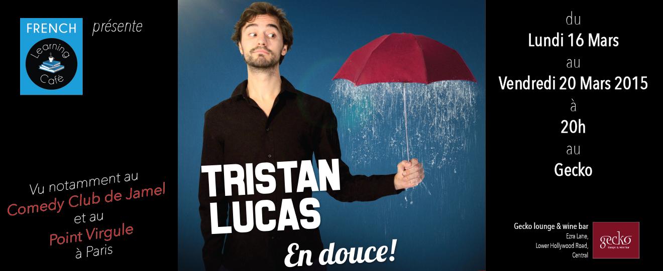 En douce ! - Tristan Lucas in Lan Kwai Fong